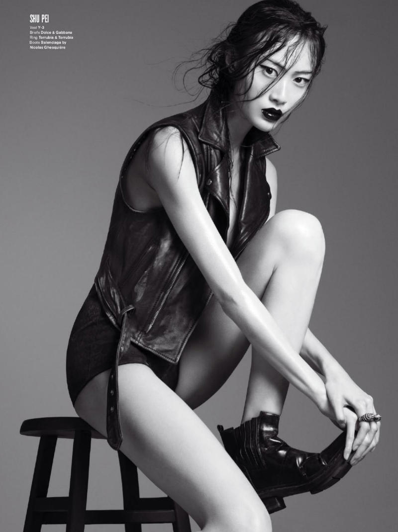 Liu Wen, Tao Okamoto & Others by Terry Tsiolis for V #71