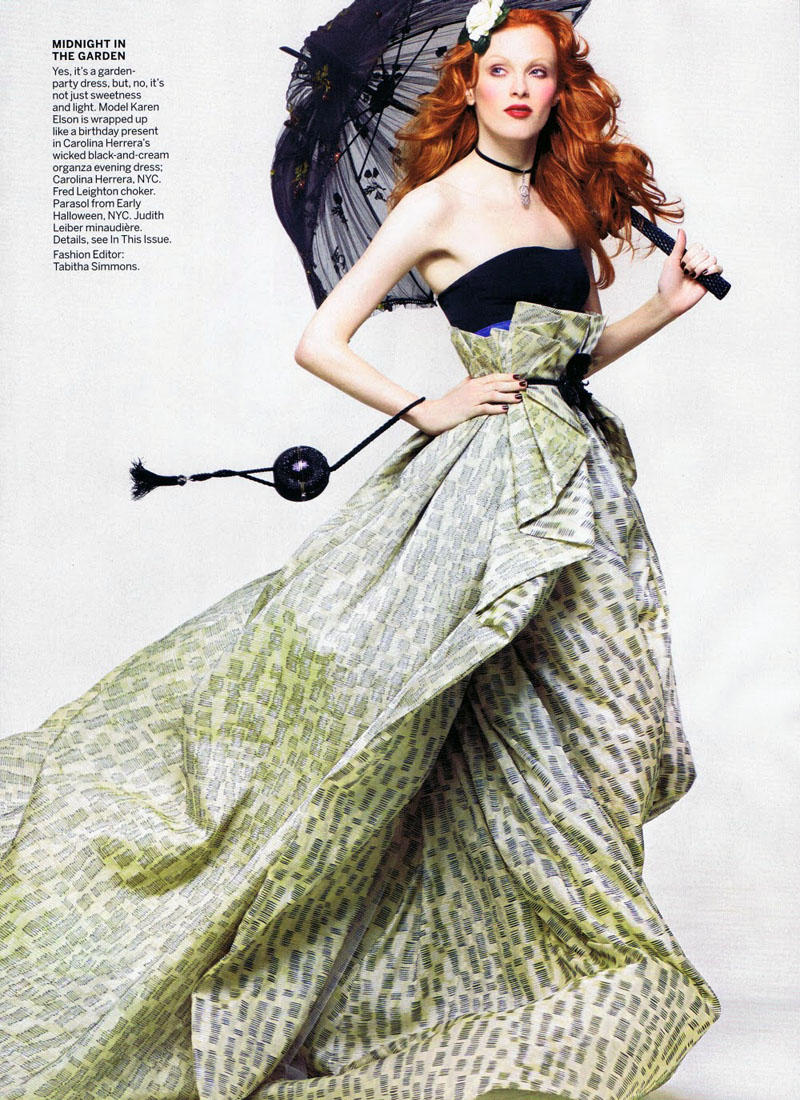 America the Beautiful by Craig McDean for Vogue US June 2011