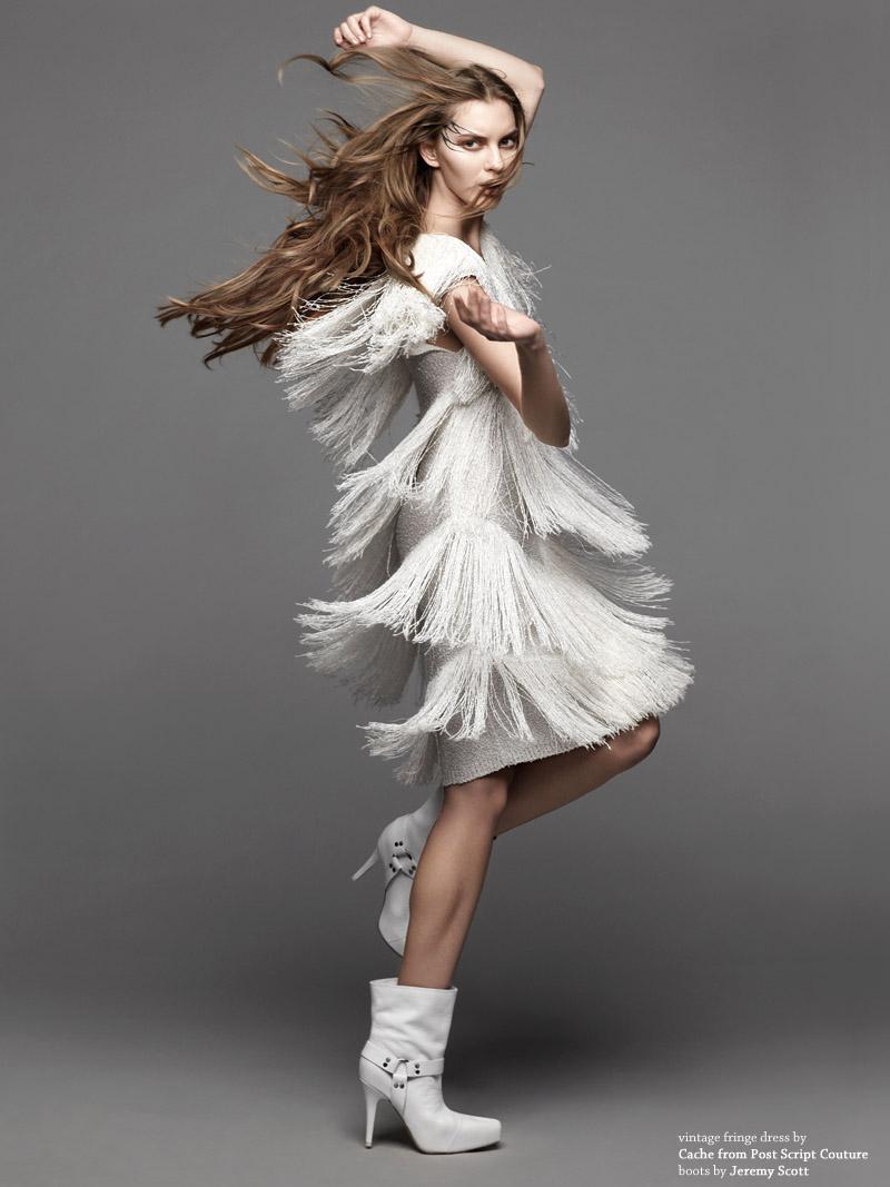 Anya Kazakova by Erick Basilio for Fashion Gone Rogue