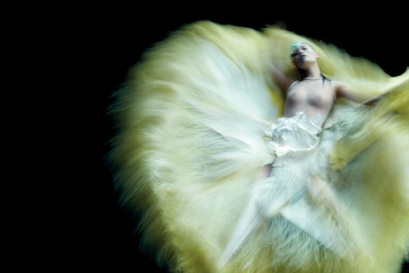 Ming Xi by Nick Knight for V #71