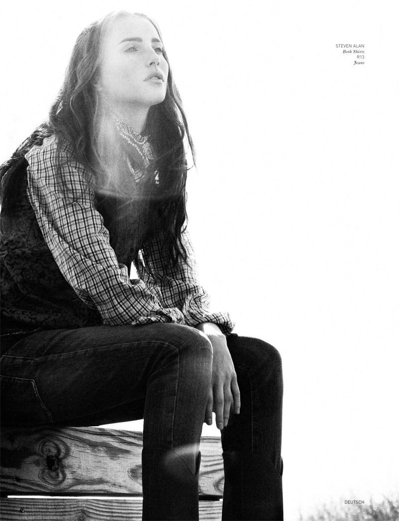 Vanessa Cruz by Nyra Lang for Deutsch #45