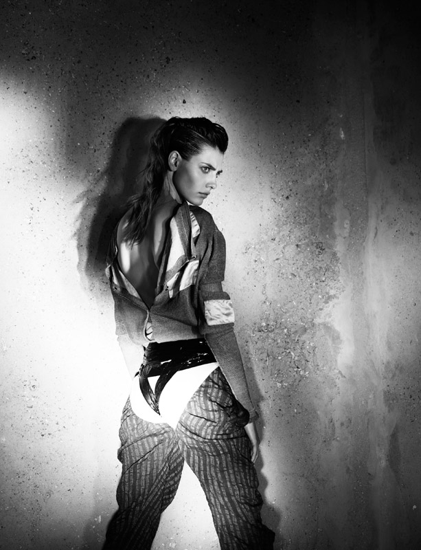 Alina Baikova by Driu + Tiago for Wonderland