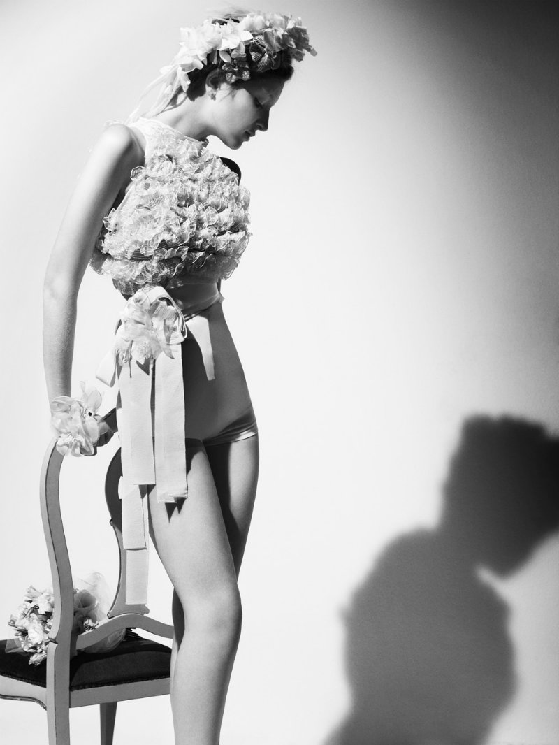 Bruna Erhardt by Renam Christofoletti for Vogue Brazil Brides