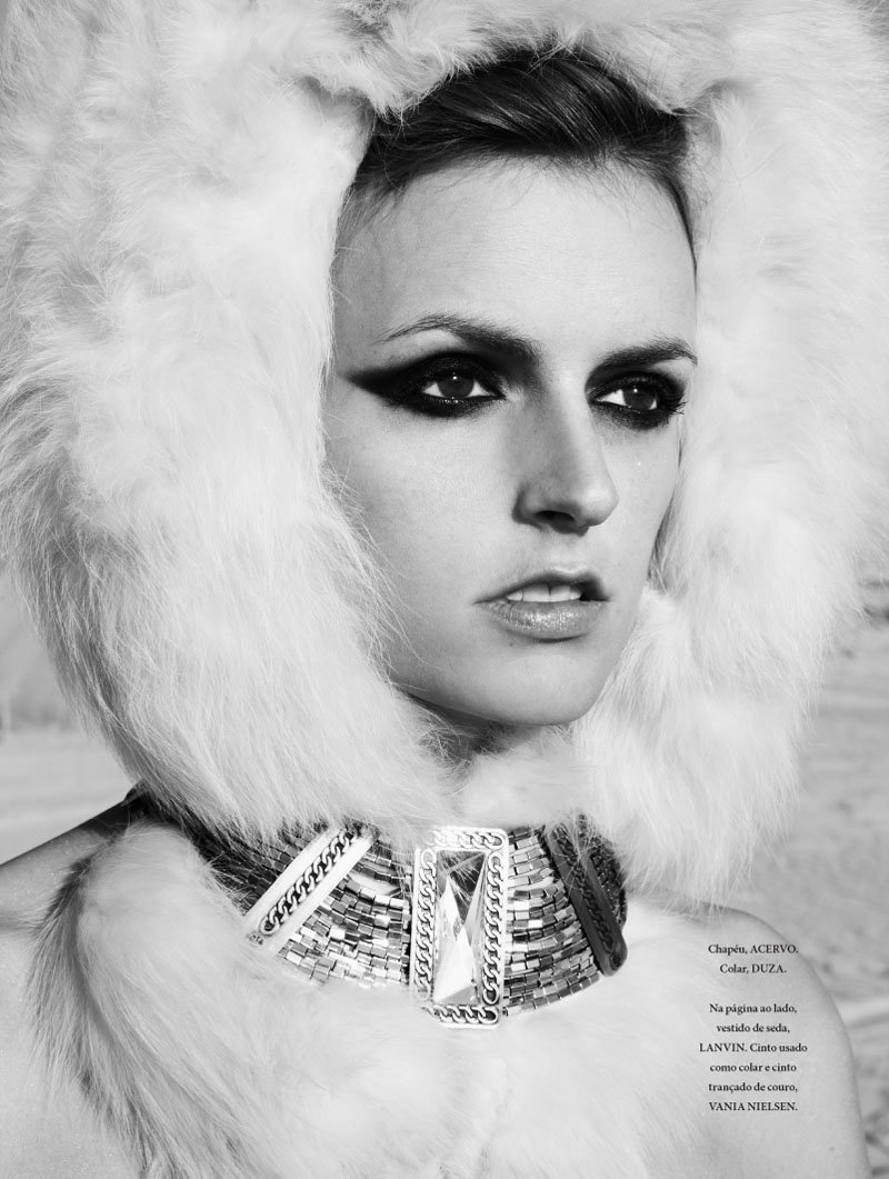 Jacquetta Wheeler by Fabio Bartelt for L'Officiel Brazil