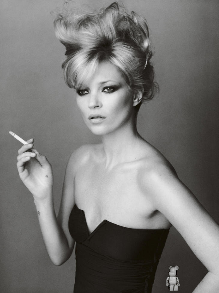 Kate Moss, Mario Testino and Vogue Brazil, What More?