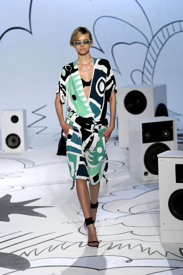 Diane von Furstenberg Resort 2012 Collection