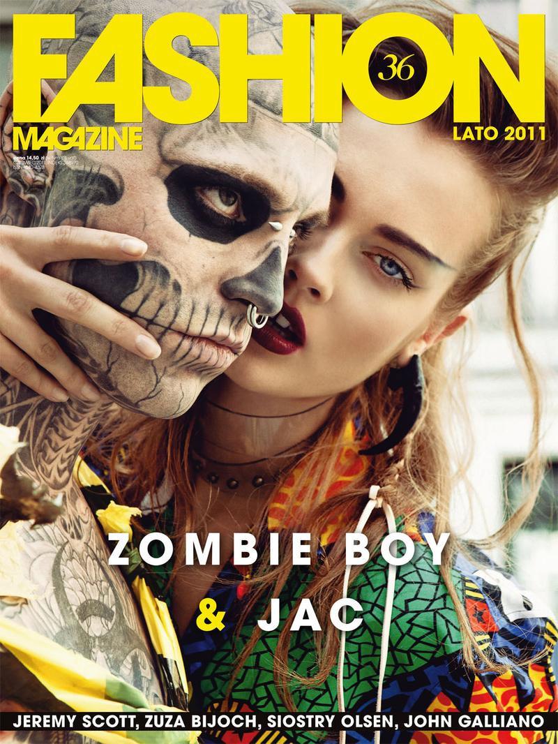 Jac Jagaciak by Zuza Krajewska & Bartek Wieczorek for Fashion Poland
