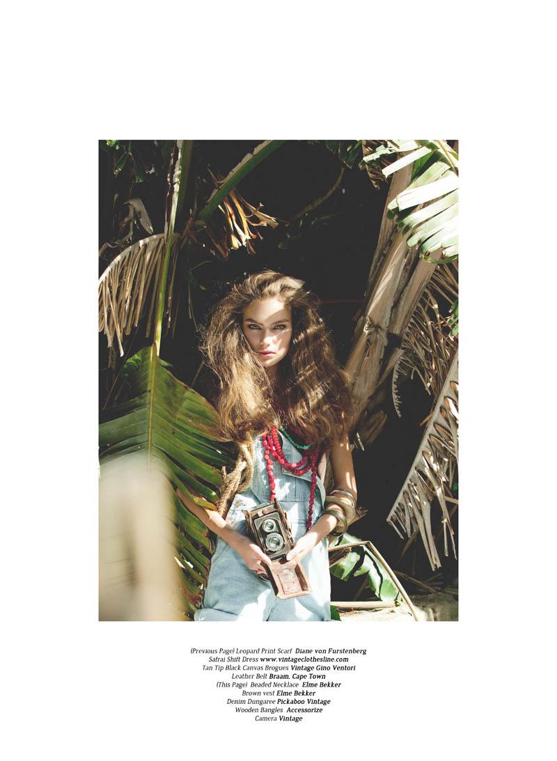 Kira Mazura by Marco Trunz for Fashion Gone Rogue