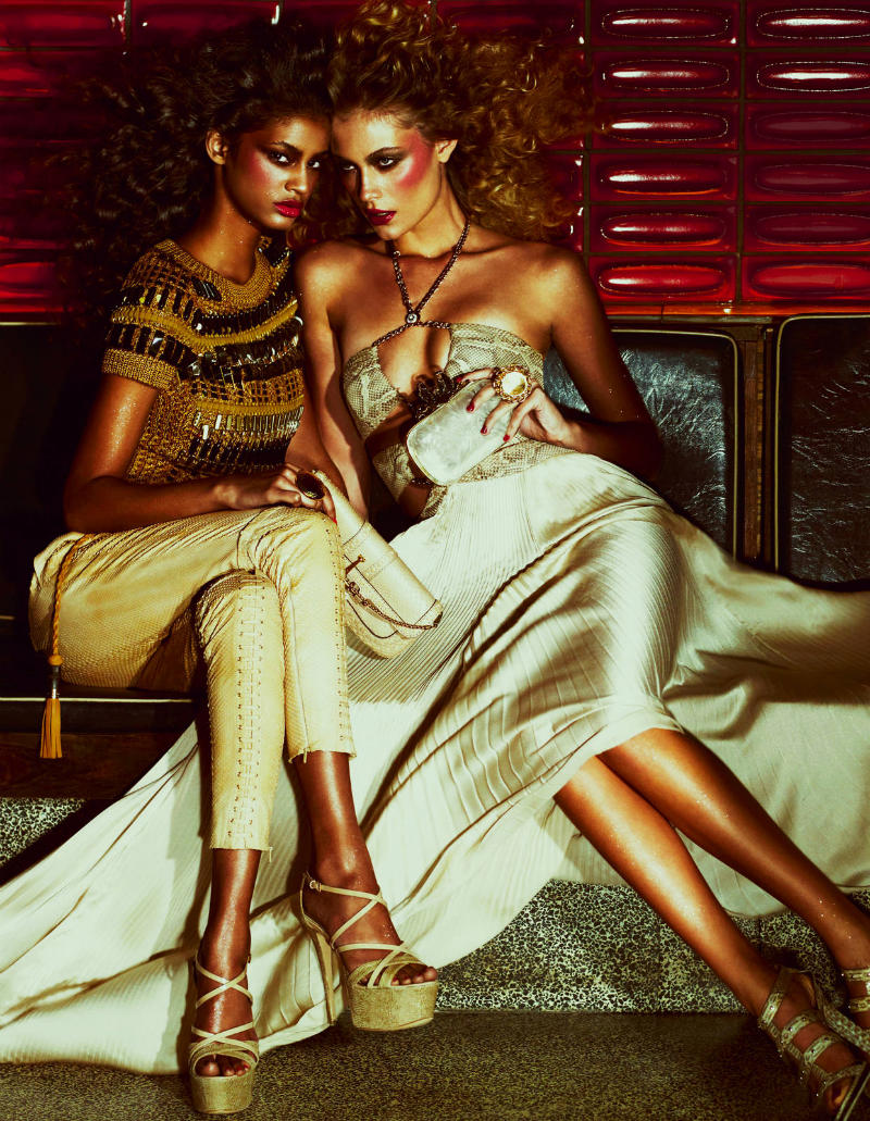 Barbara & Tsanna by Andrew Yee for How to Spend It