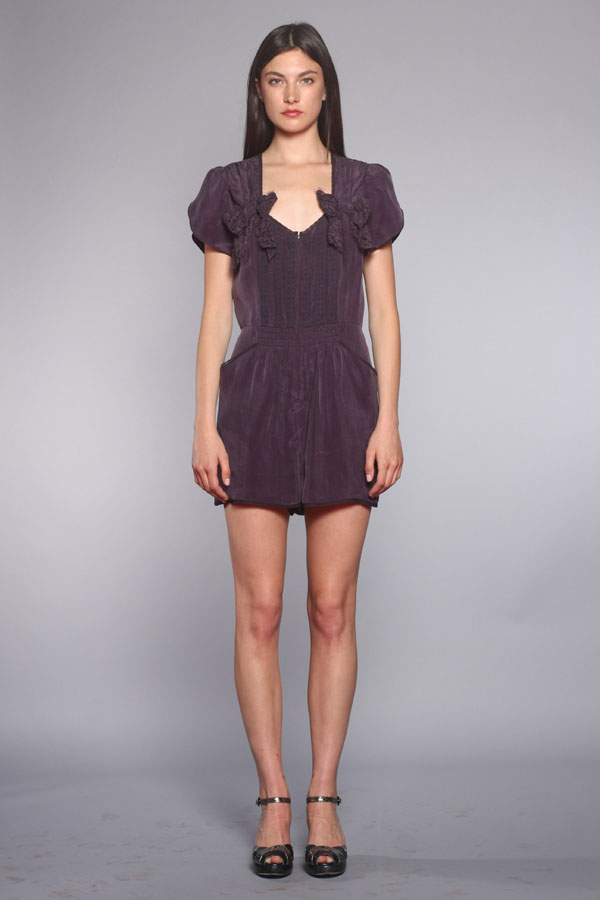 Anna Sui Resort 2012 Collection