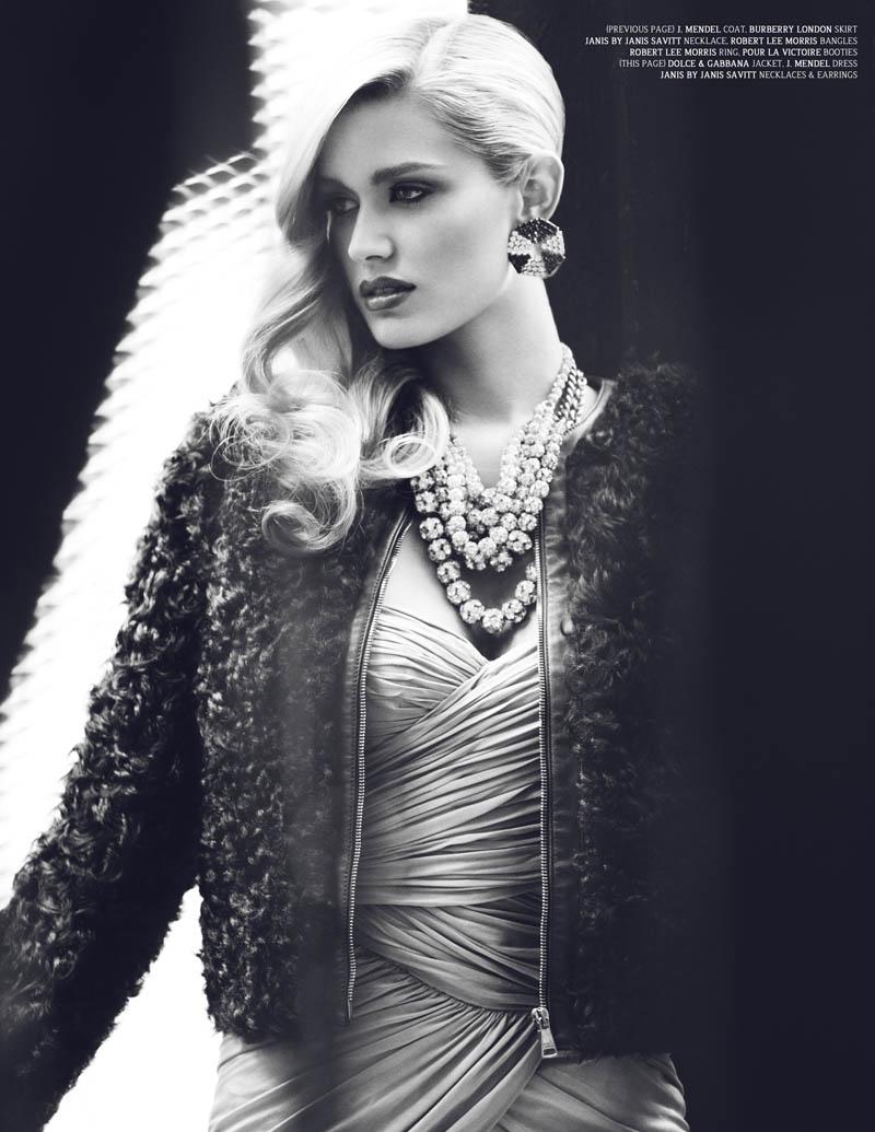Cheyenne Tozzi by Hannah Khymych for Fashion Gone Rogue