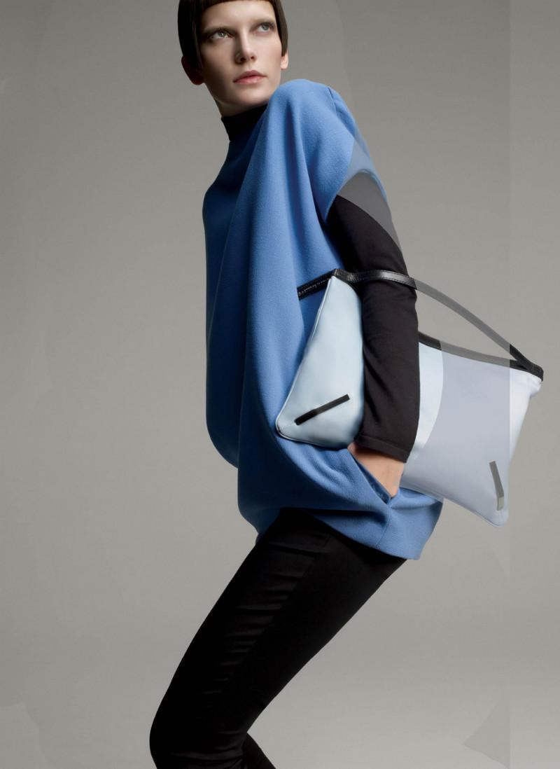 Costume National Fall 2011 Campaign | Valerija Kelava by Glen Luchford