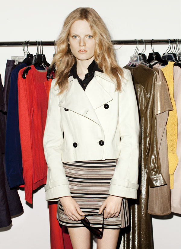10 Crosby Derek Lam Resort 2012 Collection