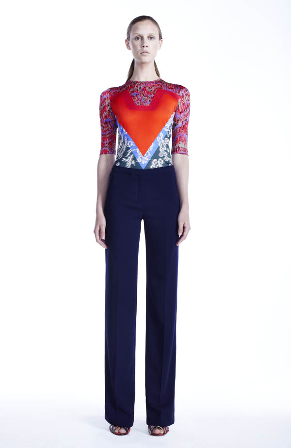 Peter Pilotto Resort 2012 Collection