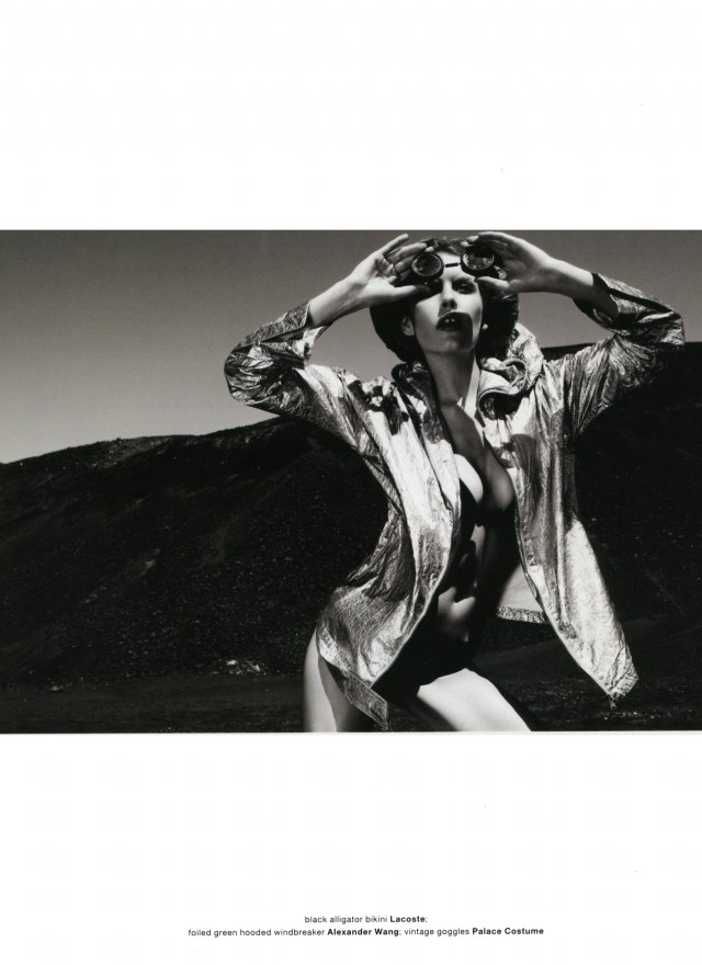 Ashley Smith by Chad Pitman for Muse #26 Summer 2011