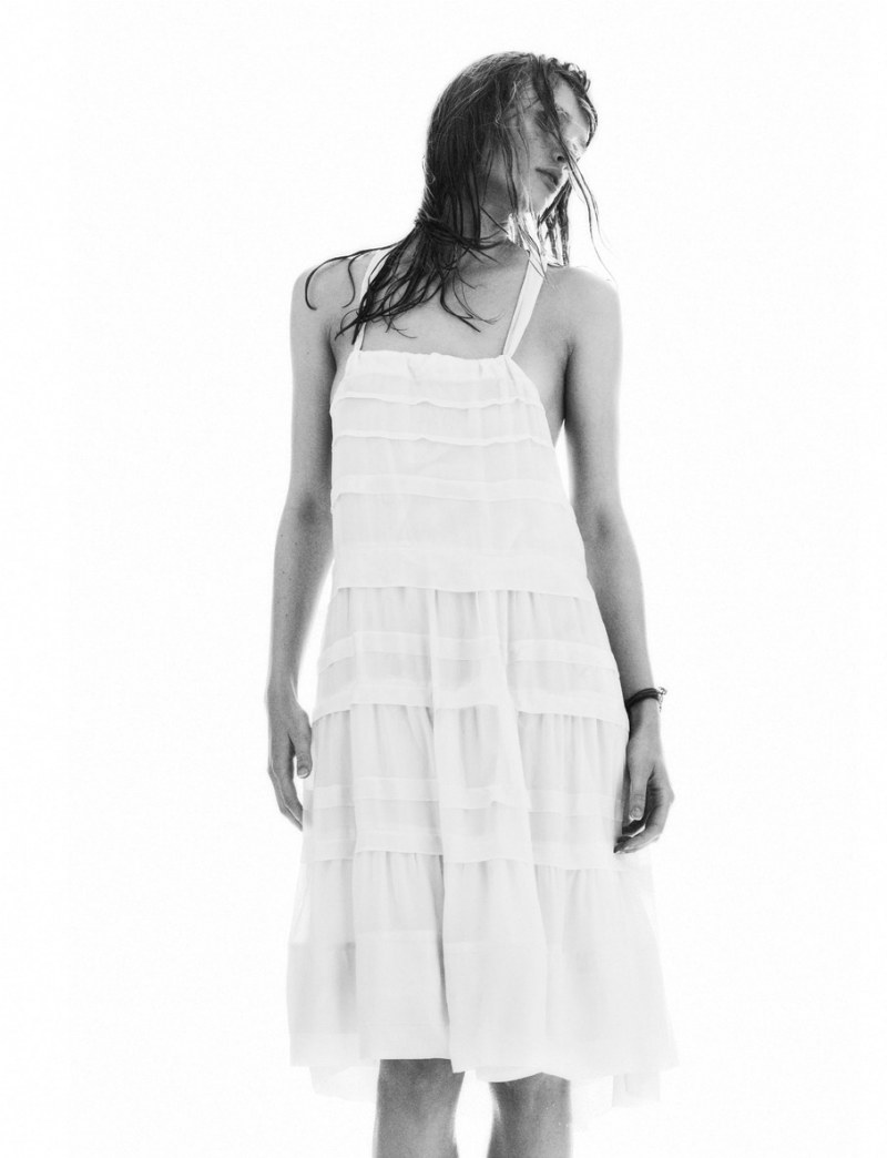 Ilse De Boer by Andreas Öhlund for Cover Magazine