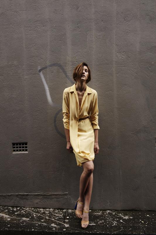 Bianca Spender S/S 2011 by Adrian Mesko