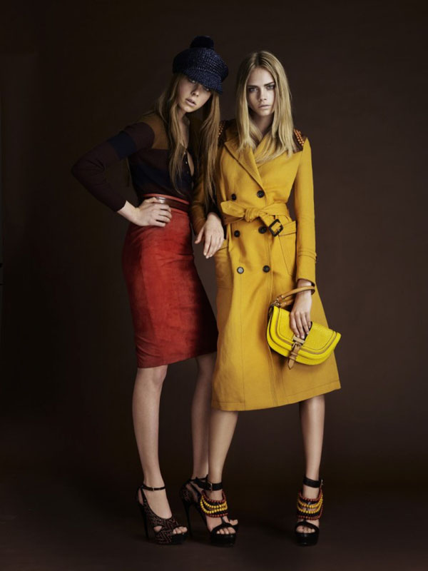 Burberry Resort 2012 Collection