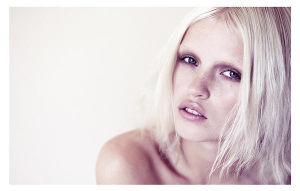 Portrait   Anja Konstantinova by Daniel Nadel