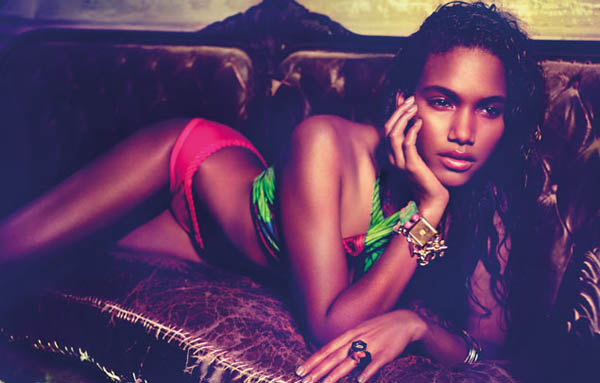 Arlenis Sosa by Miguel Reveriego for Yo Dona May 2011
