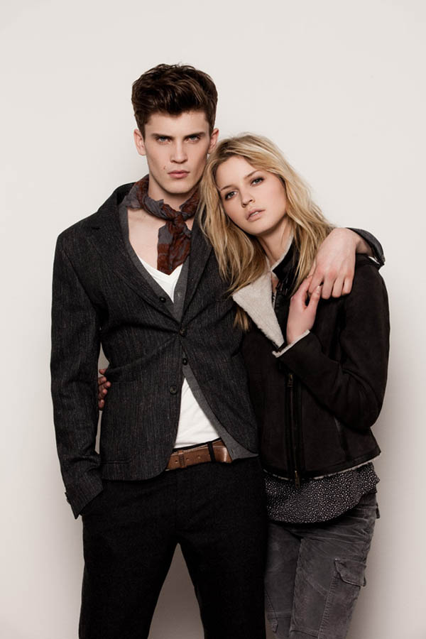 Closed Fall 2011 Lookbook by Marco Trunz