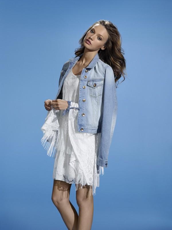 JC Jeans & Clothes April 2011: Mona Johannesson