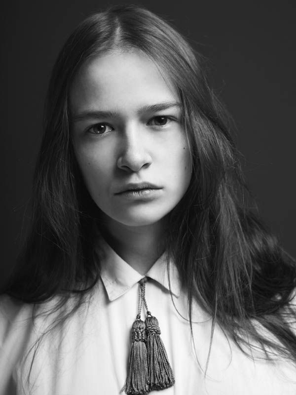 Fresh Face | Nadiia Shapoval by Ross Shields