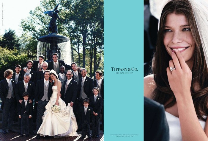 Tiffany & Co. Spring 2011 Campaign | Louise Pedersen by Peter Lindbergh