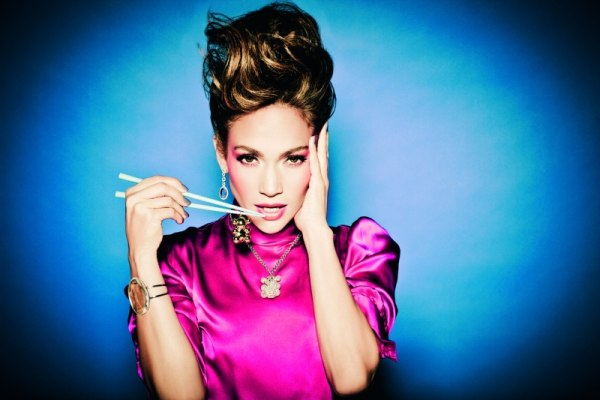 Jennifer Lopez for TOUS Spring 2011 Campaign by Ellen von Unwerth