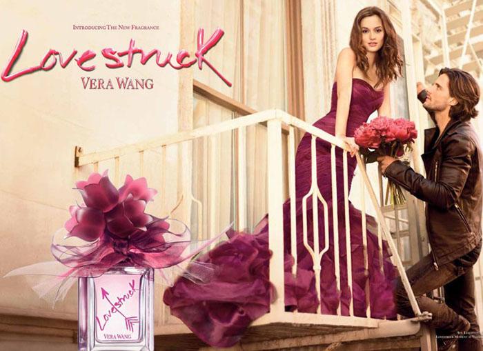 "Vera Wang ""Lovestruck"" Fragrance Campaign | Leighton Meester by Carter Smith"