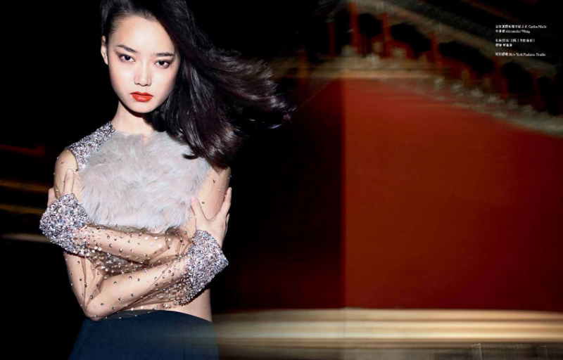 He Zhi Hui by Charles Guo for ROUGE Summer 2011
